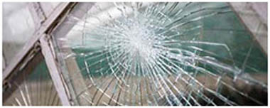 Teignmouth Smashed Glass